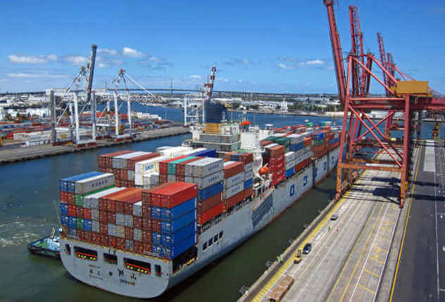 Shipping container transport Melbourne Victoria